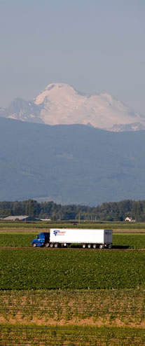 Skagit Transportation Truck